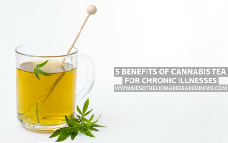 5 Benefits of Cannabis Tea for Chronic Illnesses